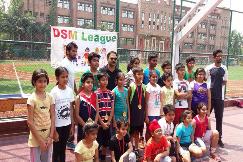 DSM League Organized by HTC Sports